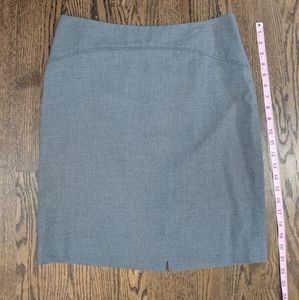LIMITED pencil skirt, 10, gray